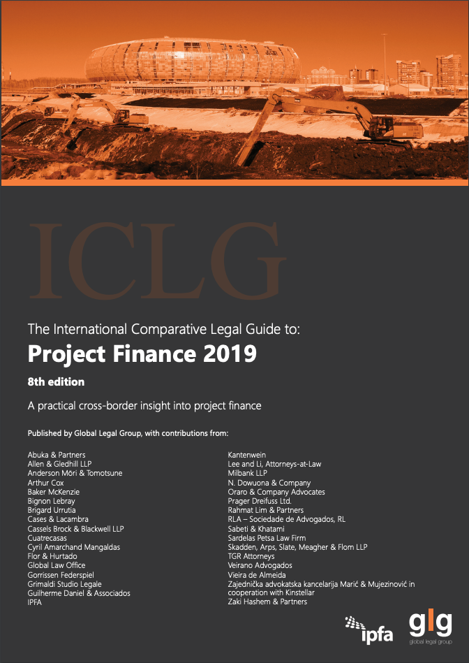 ICLG Project Finance Guide 2019
